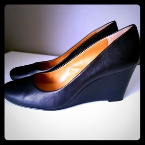 J. Crew leather shoes